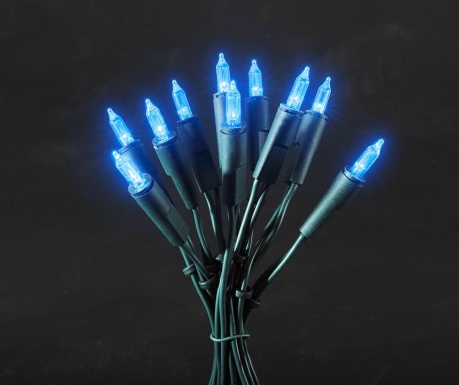 Φωτεινή γιρλάντα Milad Blue 660 cm