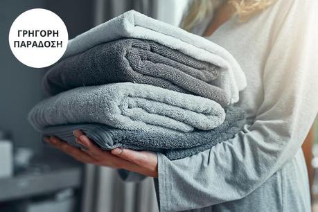 Το ράφι με τις πετσέτες