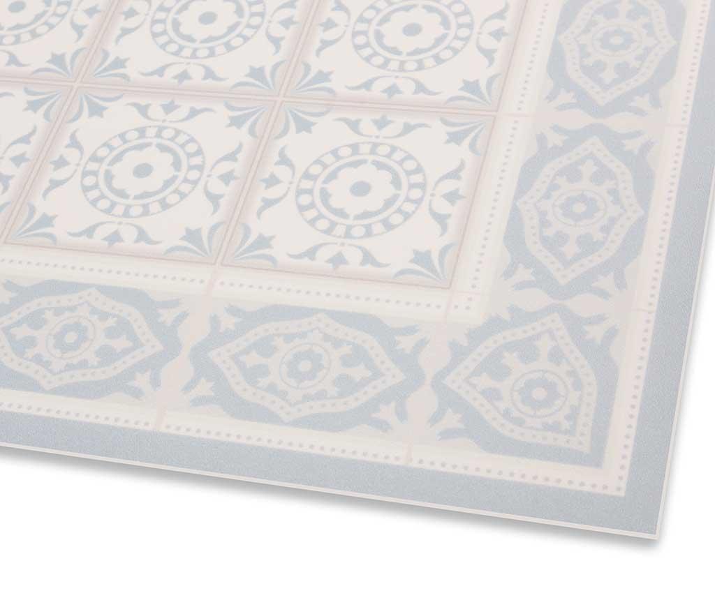 Linoleum Aurelie Blue 47x140 cm