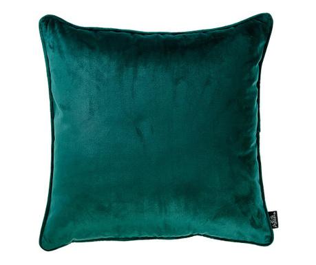 Prevleka za blazino Laverne Dark Green 45x45 cm