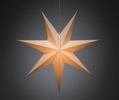 Decoratiune luminoasa suspendabila Simple Star