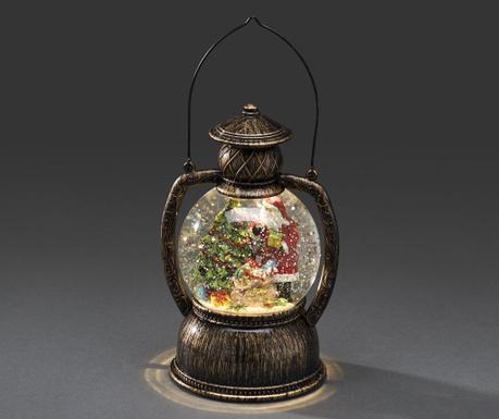 Decoratiune luminoasa Santas Lantern
