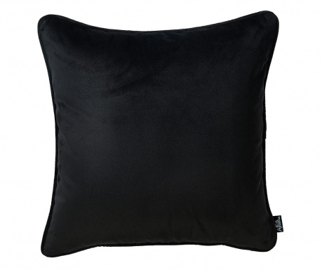 Fata de perna Laverne Black 45x45 cm