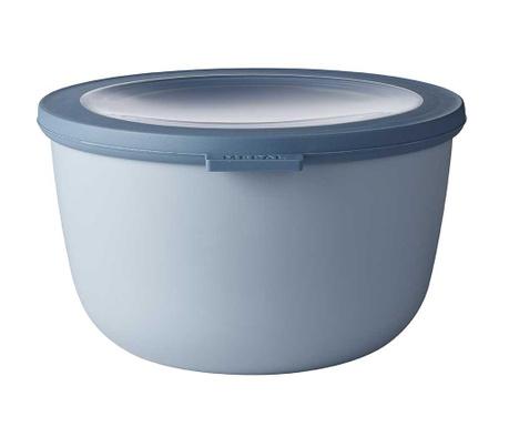 Circula Nordic Blue Ételtároló fedővel 2 L