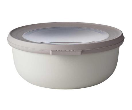 Τάπερ Circula Nordic White 750 ml