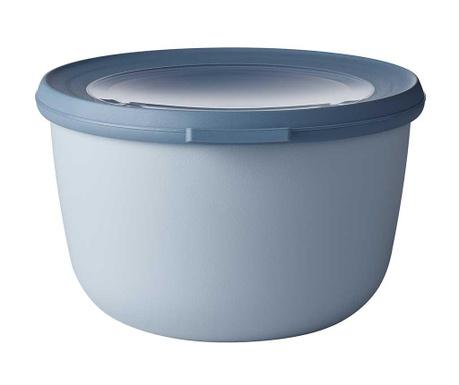 Caserola cu capac Circula Nordic Blue 1 L