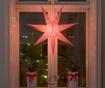 Viseča svetlobna dekoracija Pink Stitching