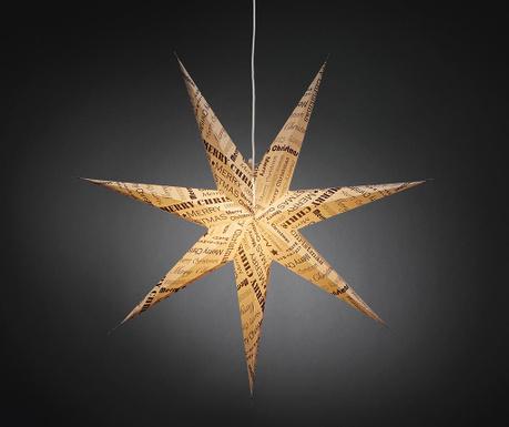 Viseča svetlobna dekoracija Ulama