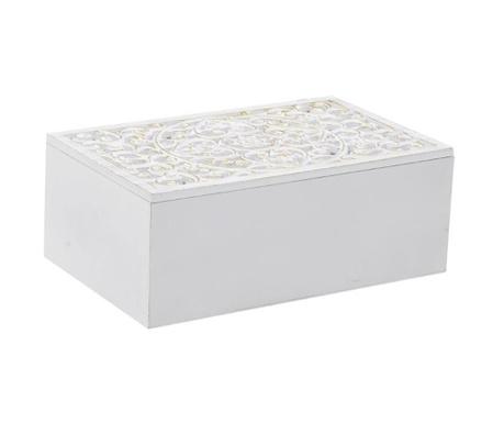 Pudełko dekoracyjne z pokrywką Blanka