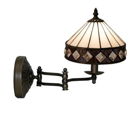 Ilumina Cream Mandi Fali lámpa