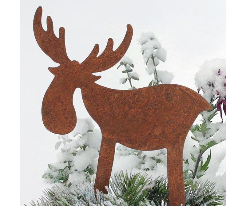 Decoratiune Rusty Reindeer
