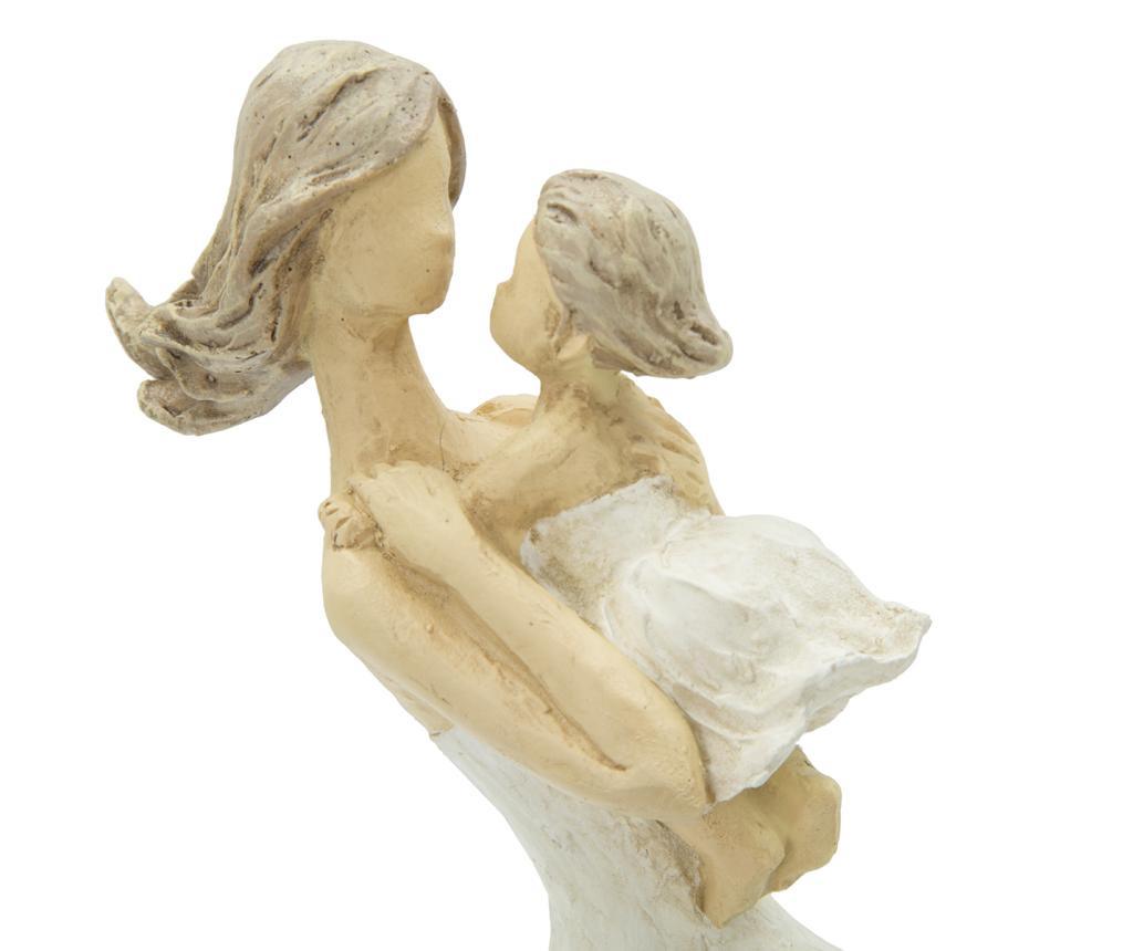 Woman with baby Dísztárgy