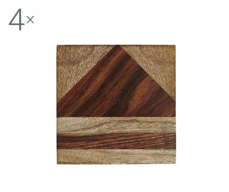 Комплект 4 подложки Minia