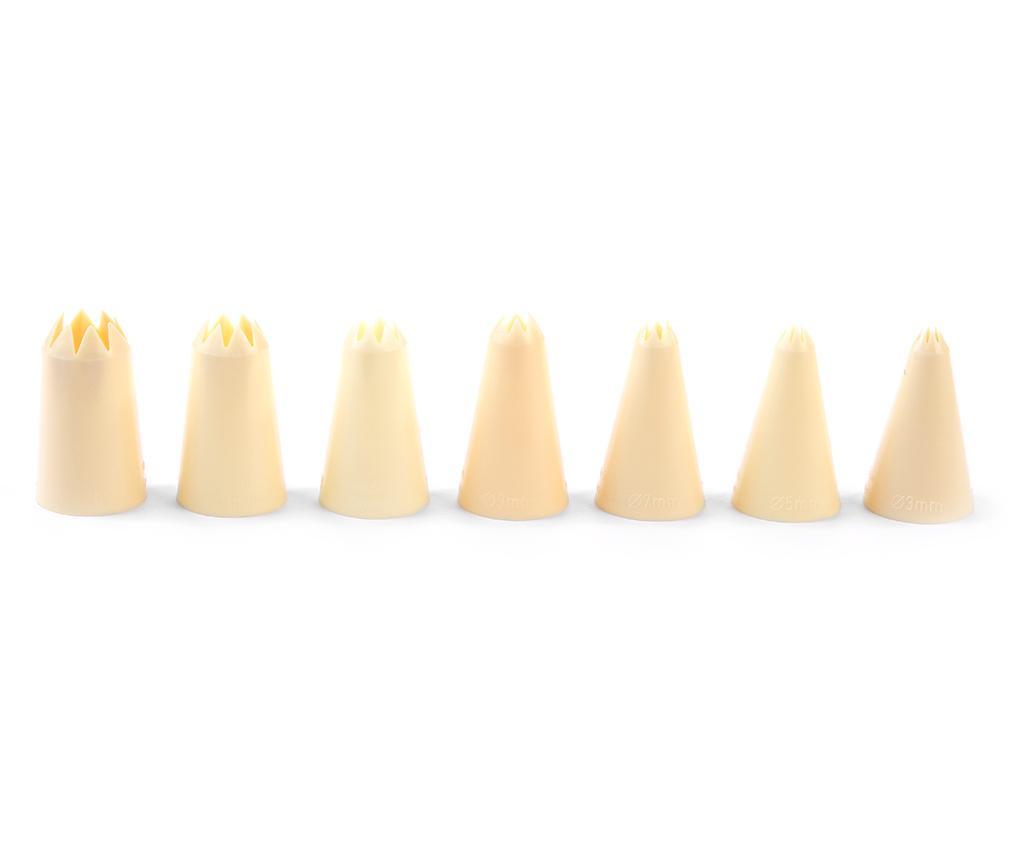 Set 7 nastavaka za ukrašavanje Hendi Simple Zig-Zag