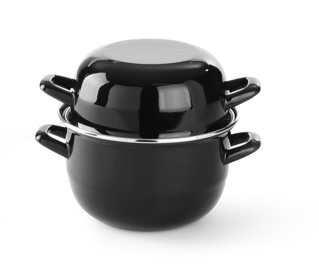 Posuda za kuhanje dagnji ili školjki Hendi 3 L