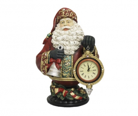 Настолен часовник Santa Claus