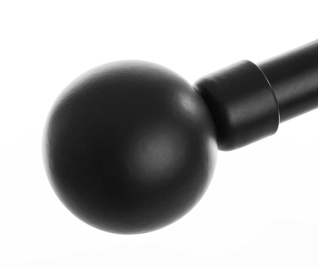 Galerie extensibila pentru perdea Sphere Black S