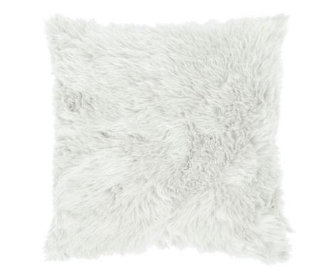 Poduszka dekoracyjna Norah White 45x45 cm