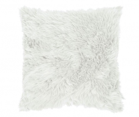 Dekoračný vankúš Norah White 45x45 cm