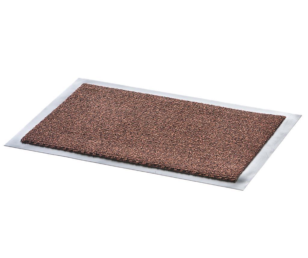 Kansas Brown Lábtörlő szőnyeg 120x180 cm