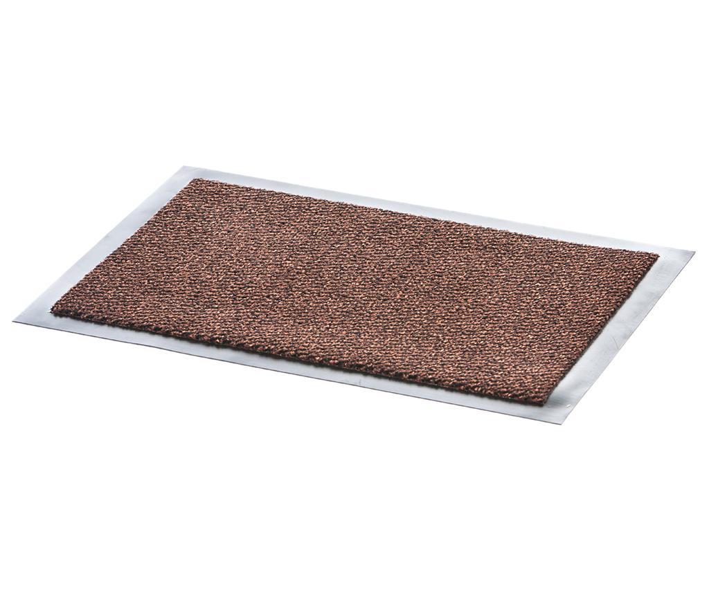 Kansas Brown Lábtörlő szőnyeg 120x240 cm
