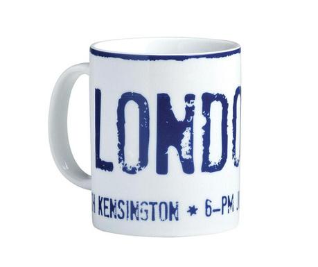 Чаша Travel London 250 мл