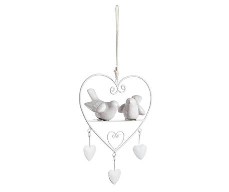 Závesná dekorácia Amelie Heart