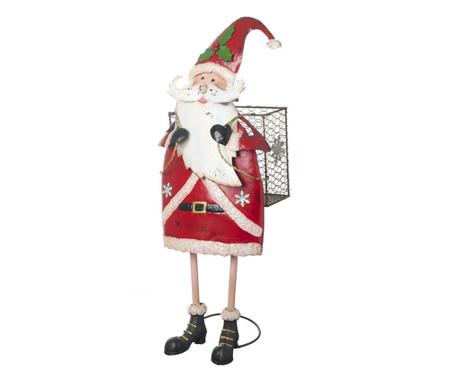 Decoratiune Santa Basket