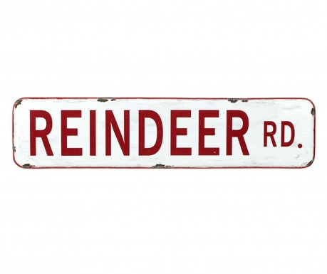 Dekoracija Reindeer Rd