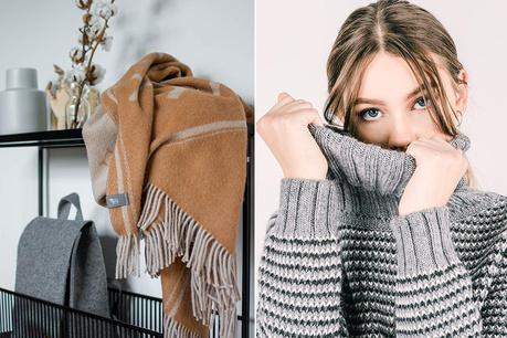 Textilie Woolish