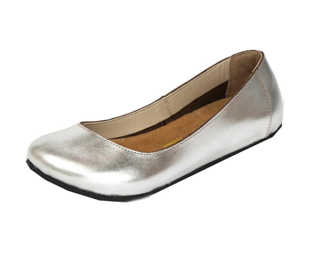 Balerini dama Velda Idda Silver 37