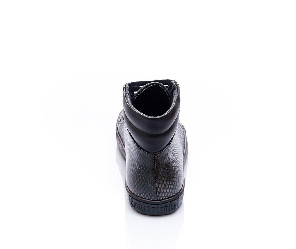Ava Grey Snake Női magasszárú tornacipő 38