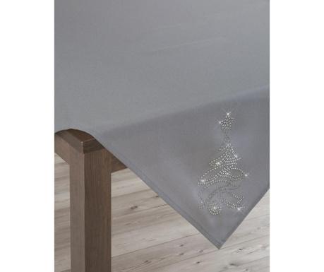Centralna podkładka stołowa Angie Grey 85x85 cm