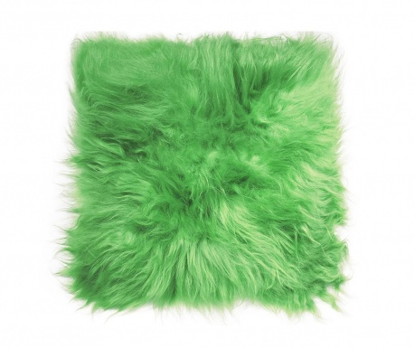Perna de sezut Icelandic Apple Green 37x37 cm