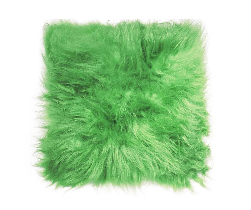 Jastuk za sjedalo Icelandic Apple Green 37x37 cm