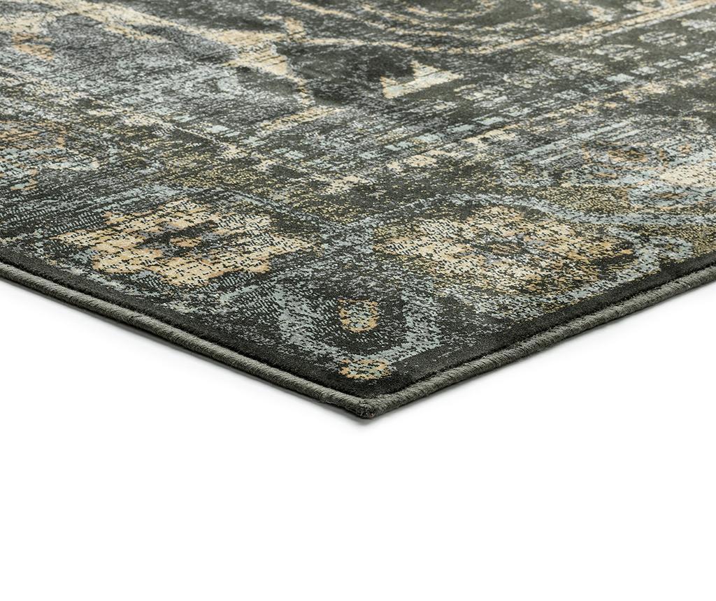 Tepih Lara Black 120x170 cm