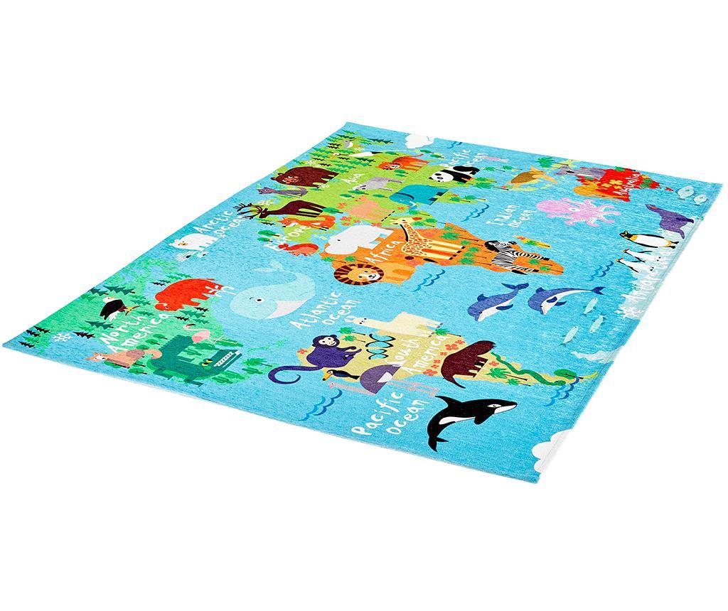 My Torino Kids Map Szőnyeg 160x230 cm