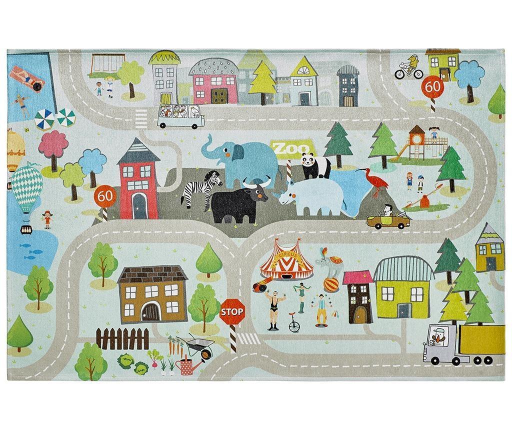 My Torino Kids Street Játszószőnyeg 160x230 cm