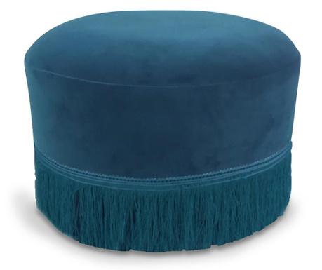 Taburet Orly Oval Blue