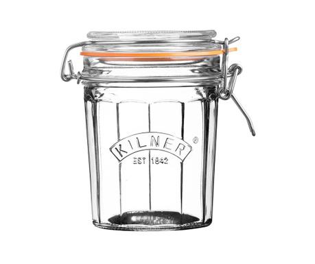 Steklenka s tesnilnim pokrovom Pago 450 ml