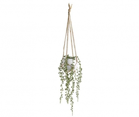 Umjetna biljka u visećoj posudi Elqenna