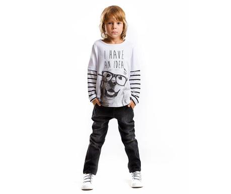 Set bluza si pantaloni copii Have An Idea 6 ani