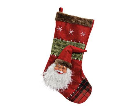 Soseta decorativa Santa Boot