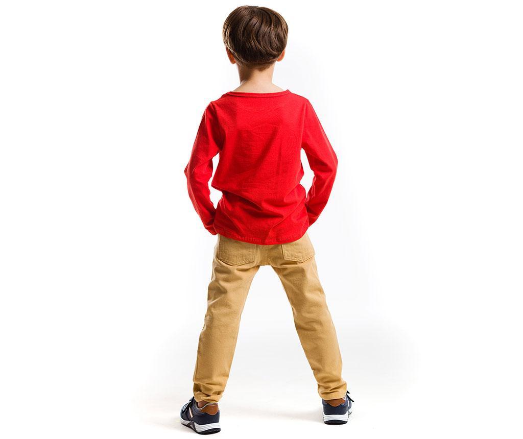 Set bluza si pantaloni copii Smile Gabardine 3 ani