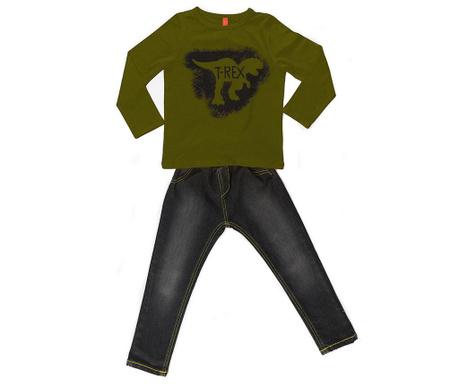 T-Rex Grafitti Gyerek blúz és nadrág
