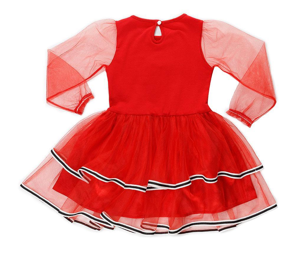 Sukienka dziecięca z długim rękawem Tulle Deer 6 years