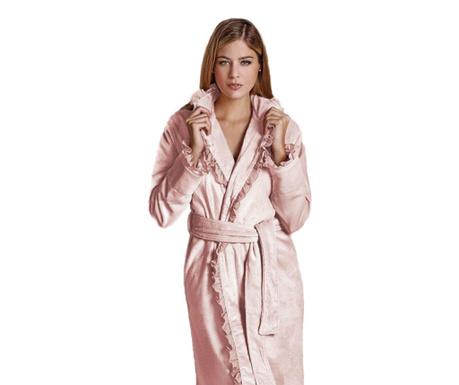 Дамски халат за баня Rebecca Pink