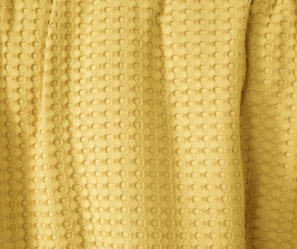Cuvertura Rami Yellow 180x230 cm
