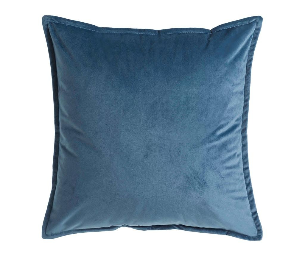 Perna decorativa Fabio Blue 45x45 cm