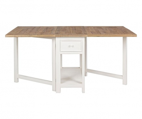 Elvia Kihúzható asztal